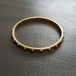 Kate Spade Gold Dot Bangle